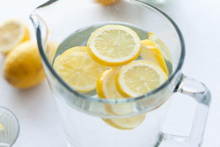 Do you drink Lemon water?